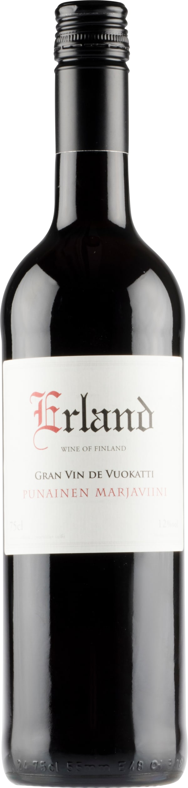 Erland Grand Vin de Vuokatti