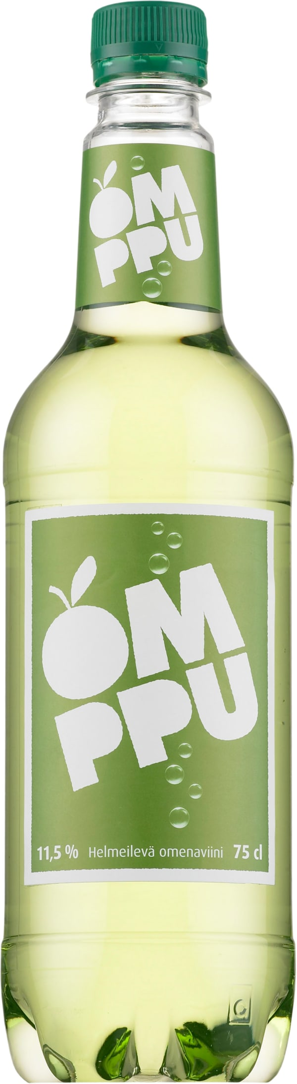Omppu Helmeilevä Omenaviini plastflaska