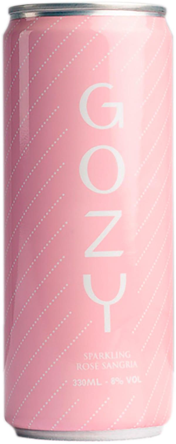 Gozy Sparkling Sangria Rosé burk