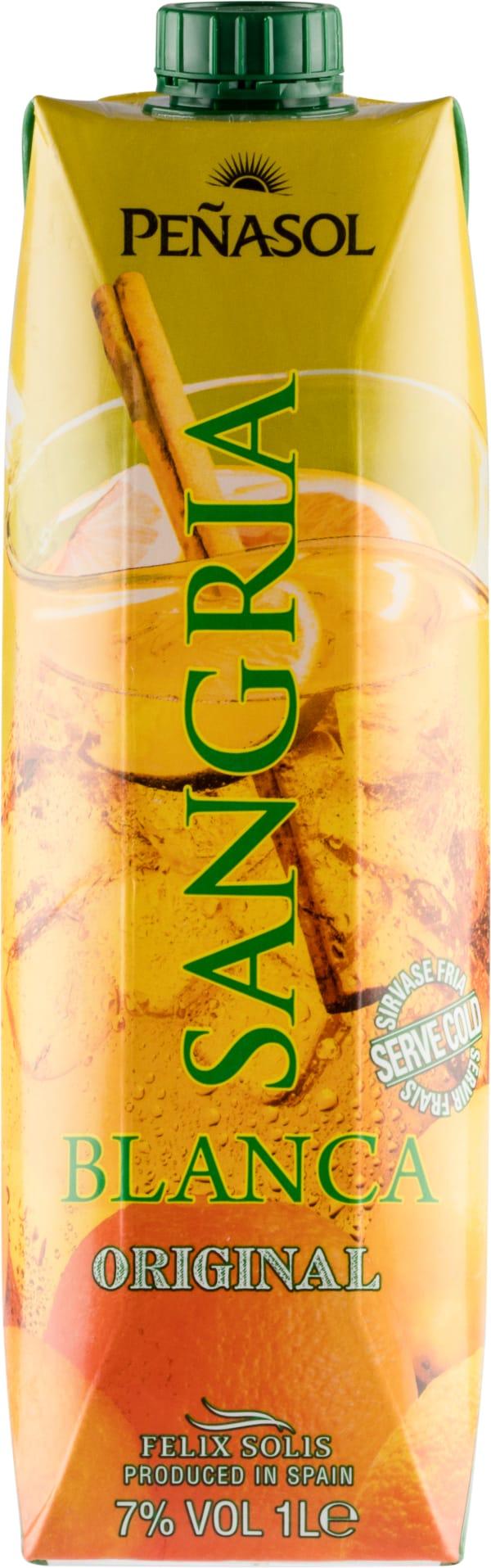 Peñasol Sangria White carton package