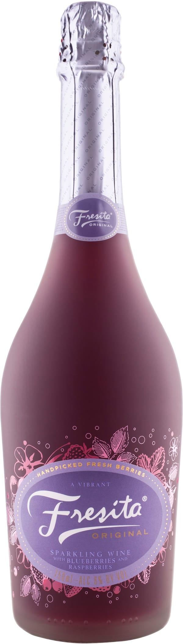 Fresita Blueberry-Raspberry