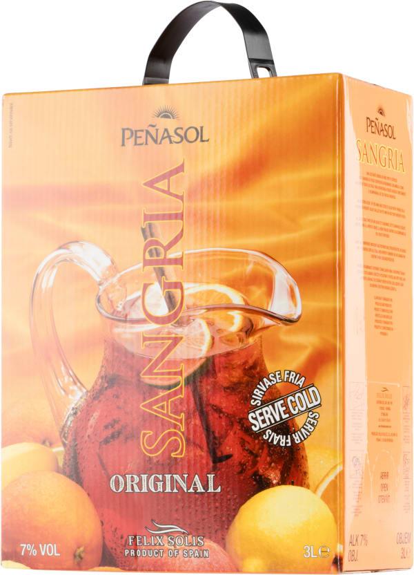 Peñasol Sangria bag-in-box