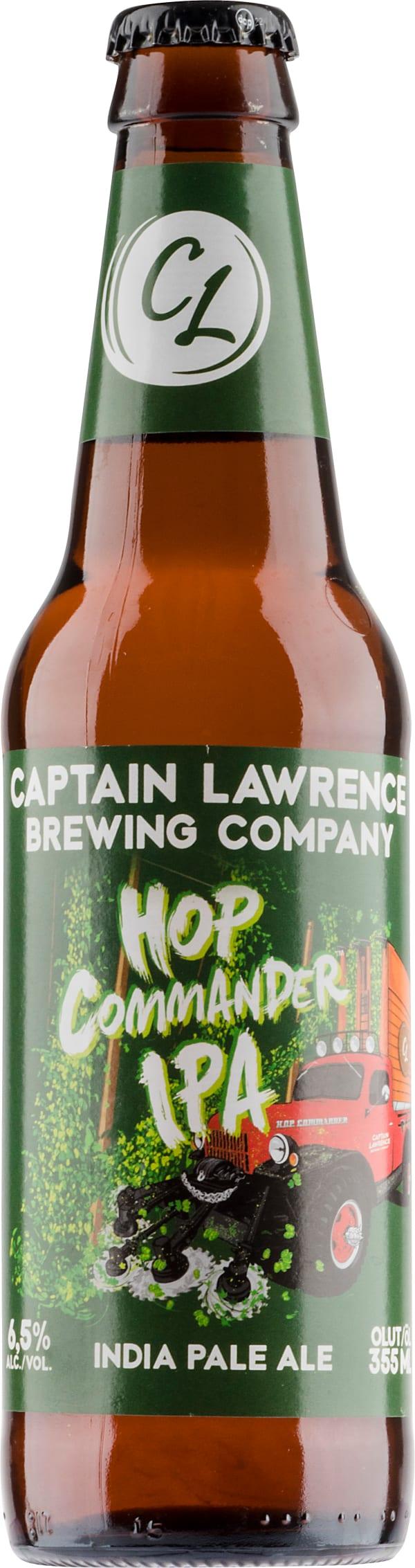 Captain Lawrence Hop Commander IPA