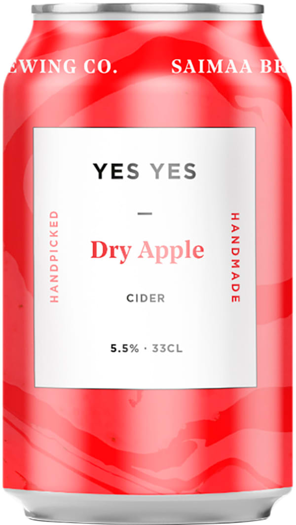 YES YES Apple Dry can