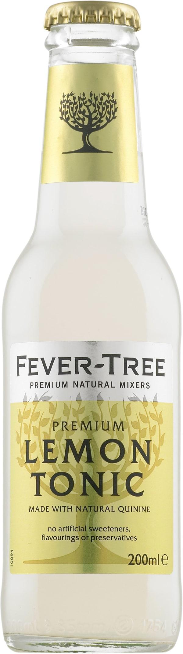Fever-Tree Premium Lemon Tonic Water
