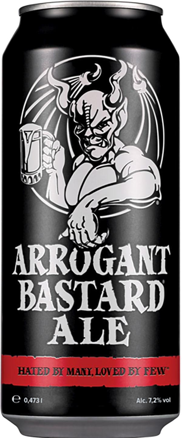 Stone Arrogant Bastard can