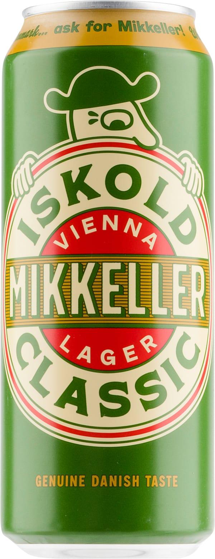 Mikkeller Iskold Classic burk