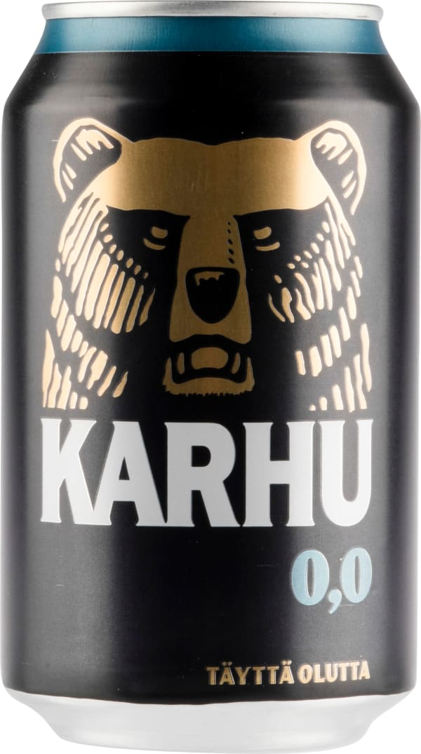 Karhu 0,0 can