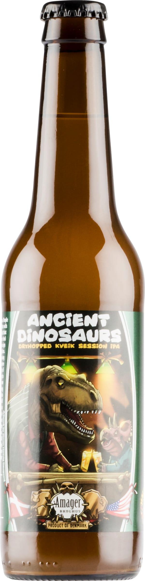 Amager Ancient Dinosaurs Kveik Session IPA
