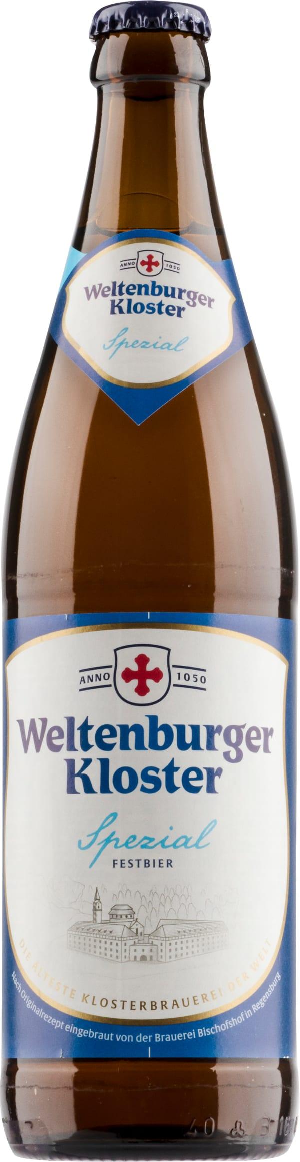Weltenburger Kloster Spezial Festbier