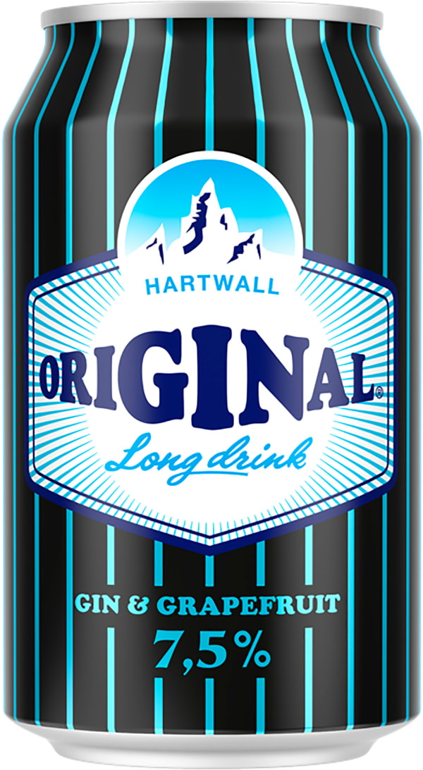Original Long Drink Strong can