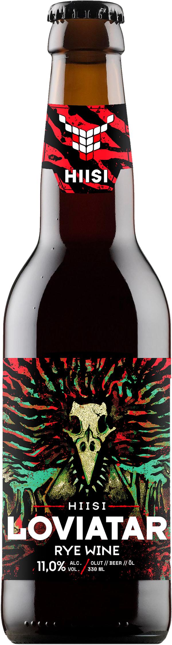 Hiisi Loviatar Rye Wine