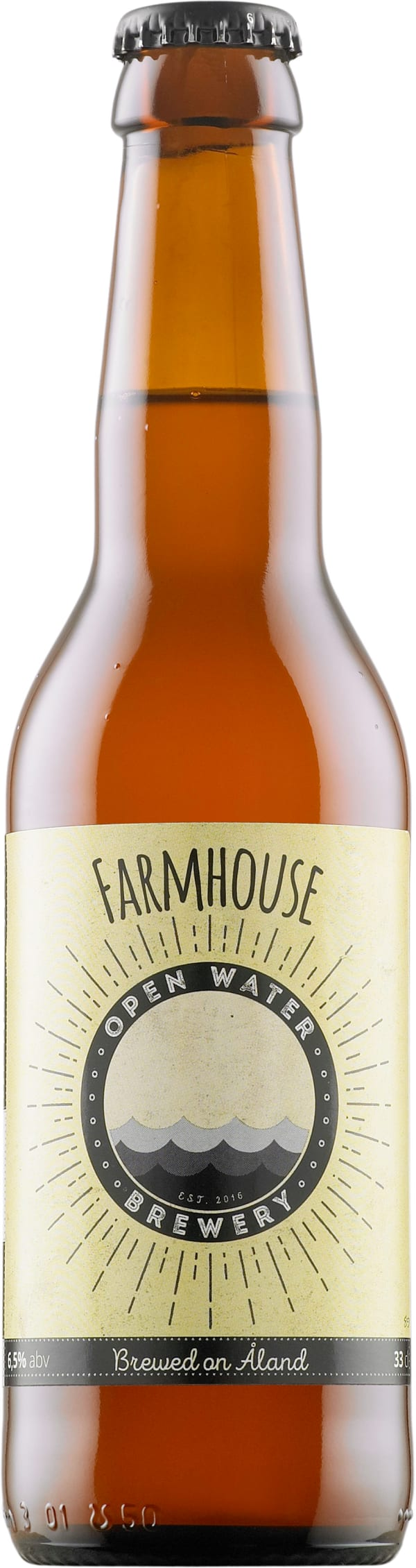 Open Water Farmhouse Ale