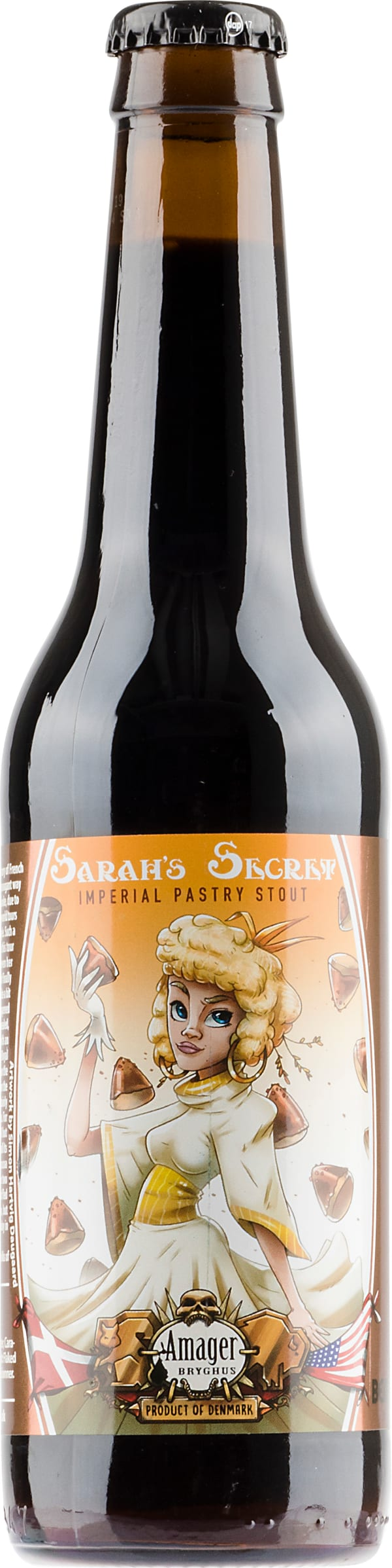Amager Sarah's Secret Imperial Pastry Stout