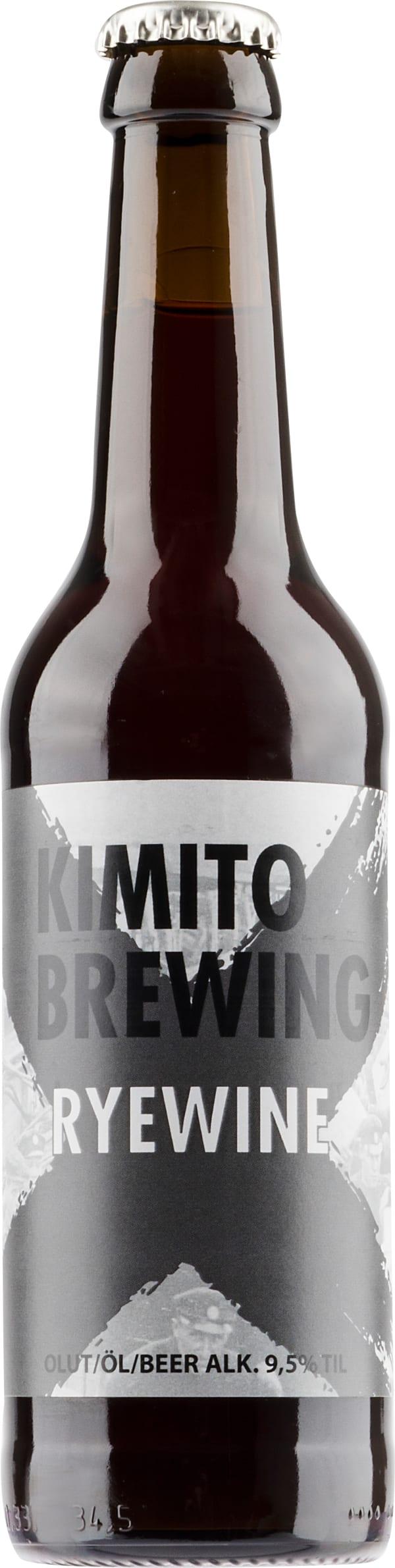 Kimito RyeWine