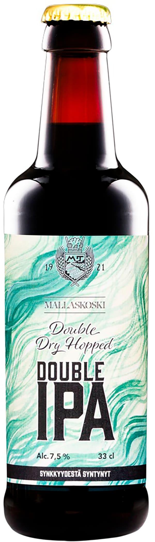 Mallaskoski Double Dry Hopped Double IPA