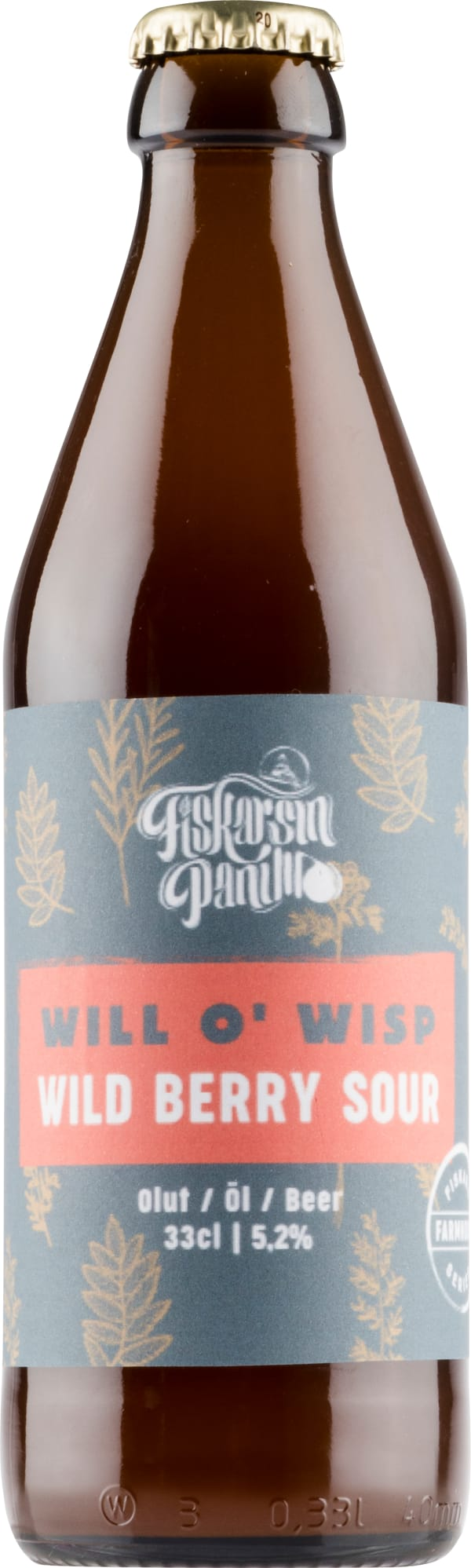 Fiskarsin Will O' Wisp Wild Berry Sour