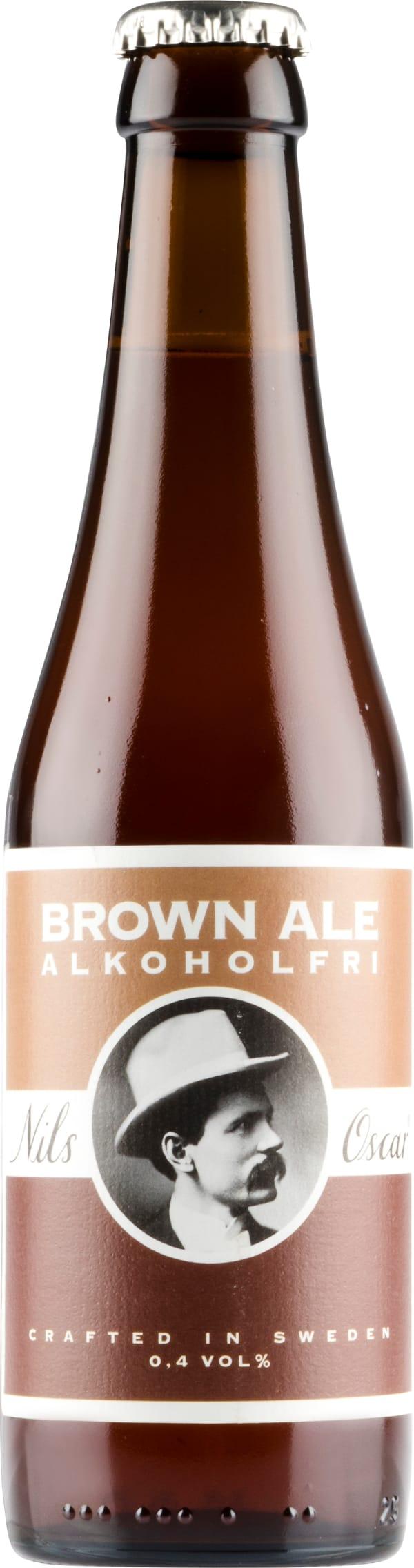 Nils Oscar Alkoholfri Brown Ale