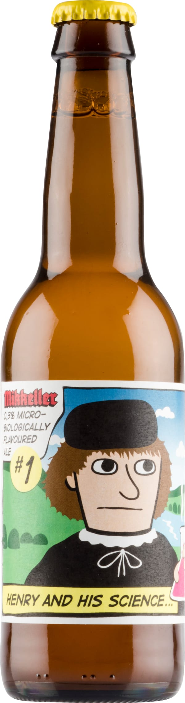 Mikkeller Henry and His Science