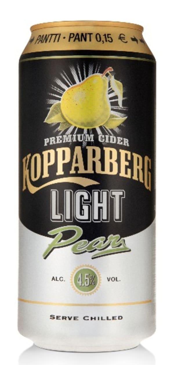 Kopparberg Pear Cider Light burk