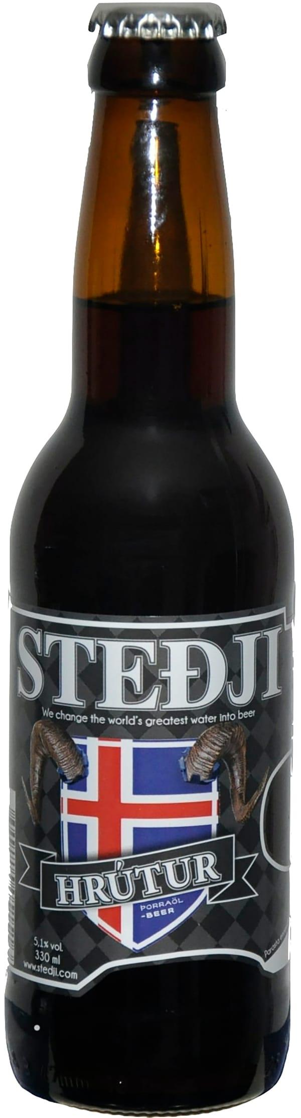 Brugghús Steðja Hrútur þorröl