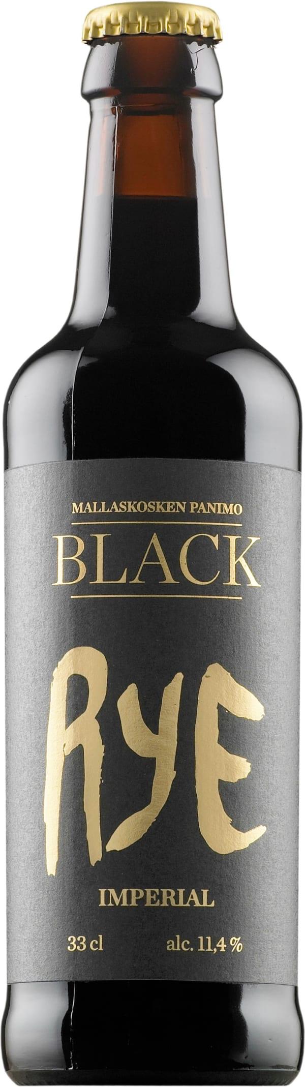 Mallaskosken Black Imperial Rye