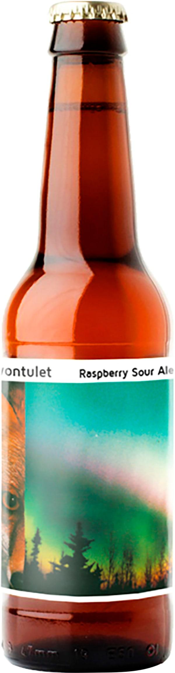 Nomada Revontulet Raspberry Sour Ale