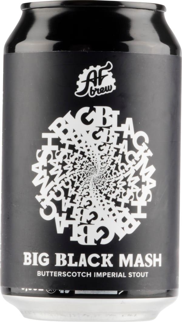 AF Brew Big Black Mash can