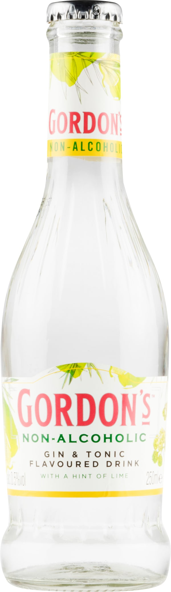 Gordon's Non-Alcoholic Gin & Tonic