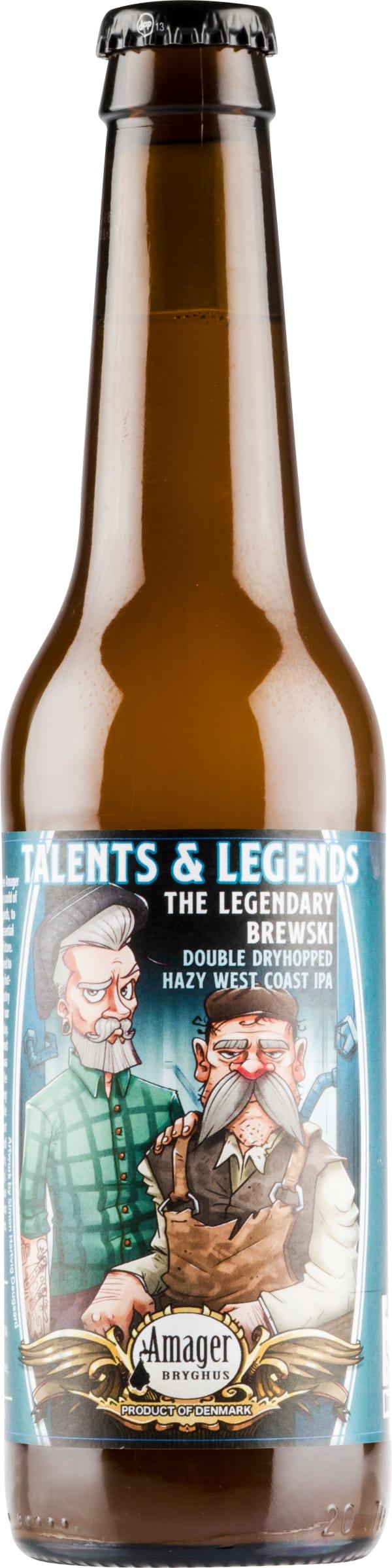 Amager Talents & Legends Brewski
