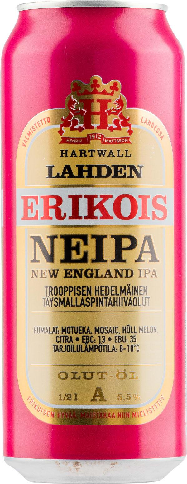 Lahden Erikois NEIPA can
