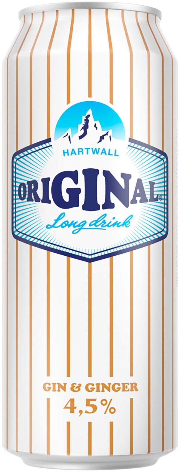 Original Long Drink Gin & Ginger burk