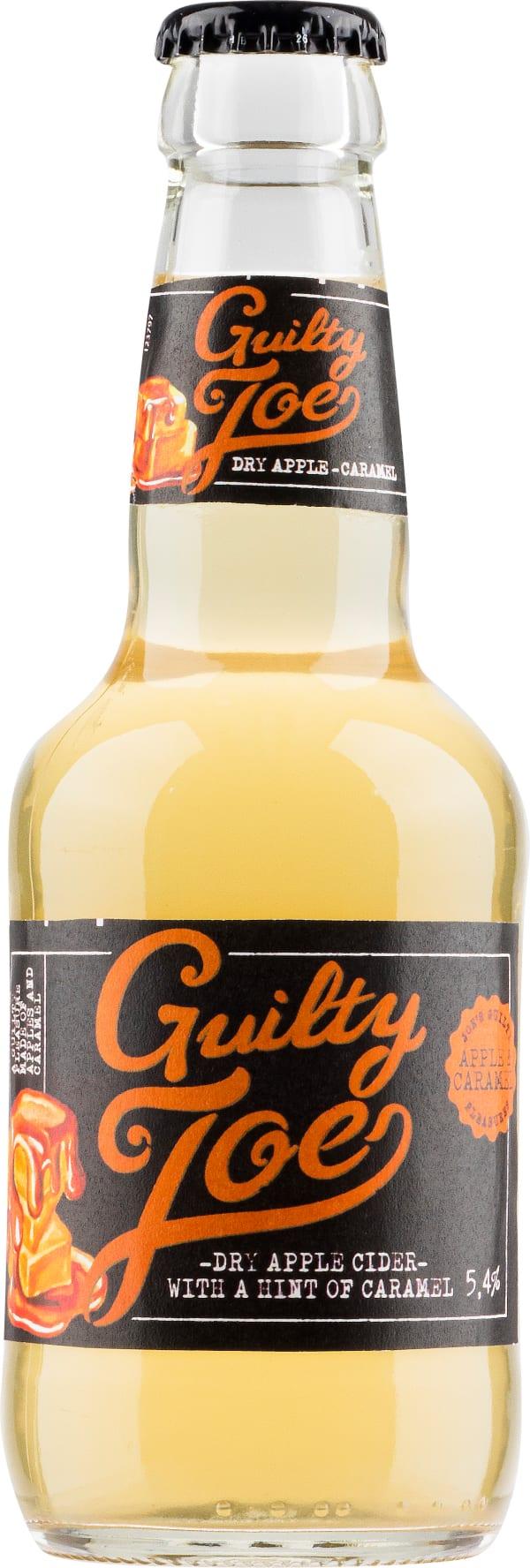 Guilty Joe Dry Apple & Caramel