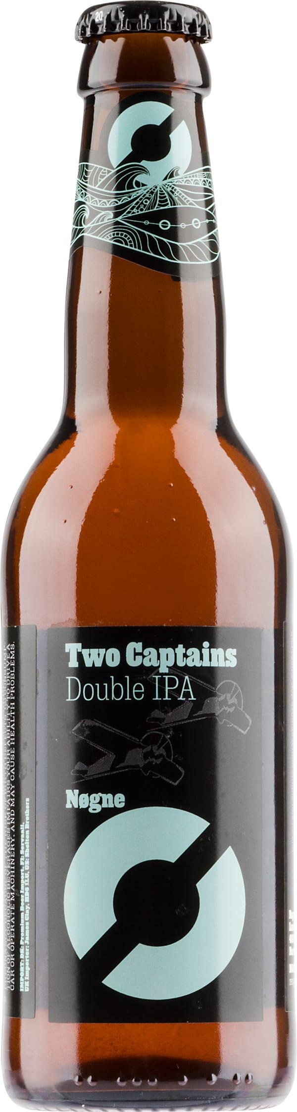 Nøgne Ø Two Captains Double IPA
