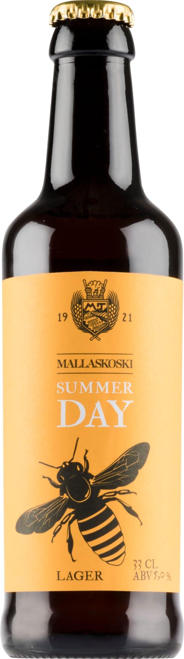 Mallaskosken Summer Day Lager