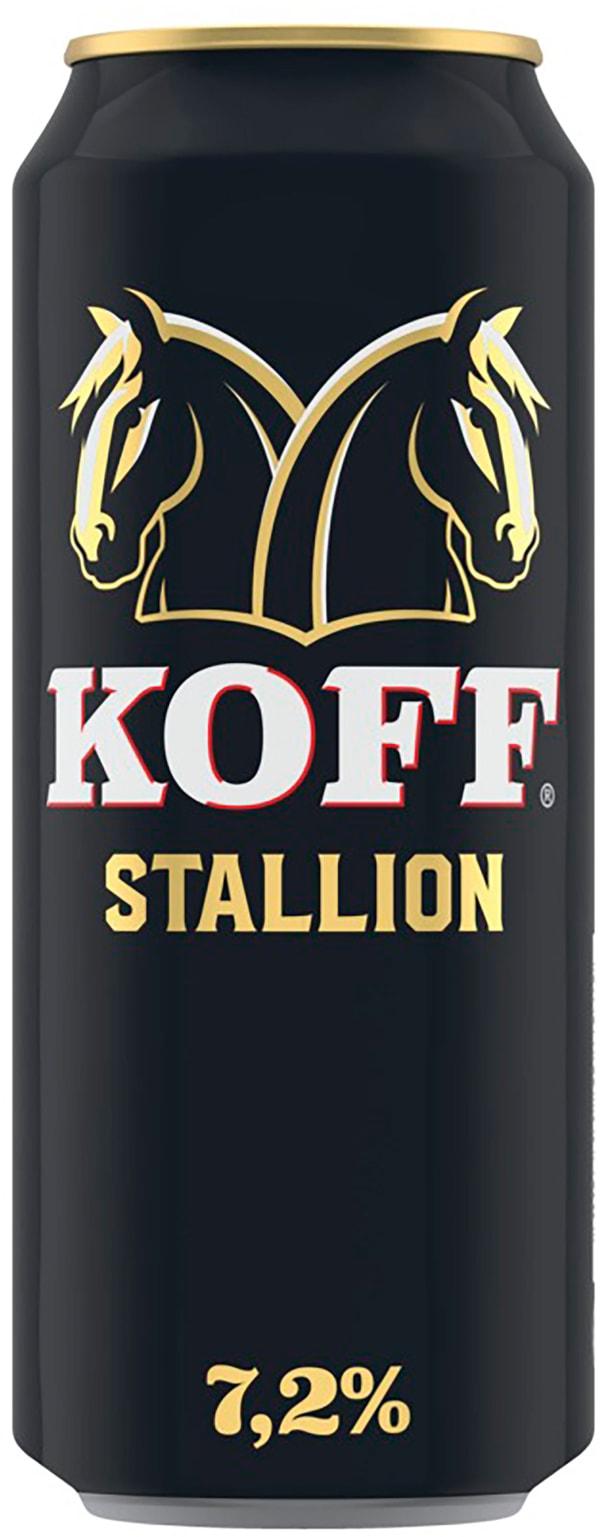 Koff Stallion can