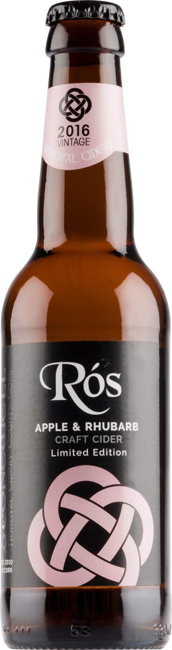 Stonewell Rós Apple & Rhubarb Craft Cider