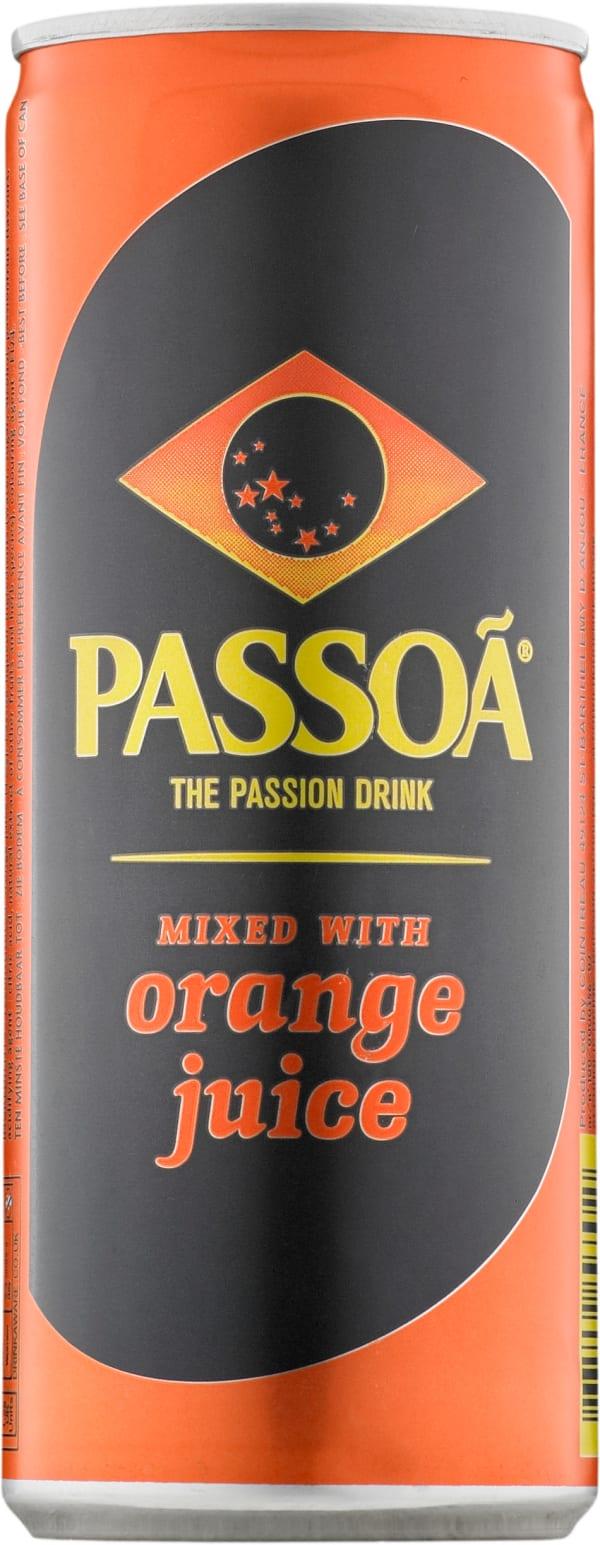 Passoã Orange can