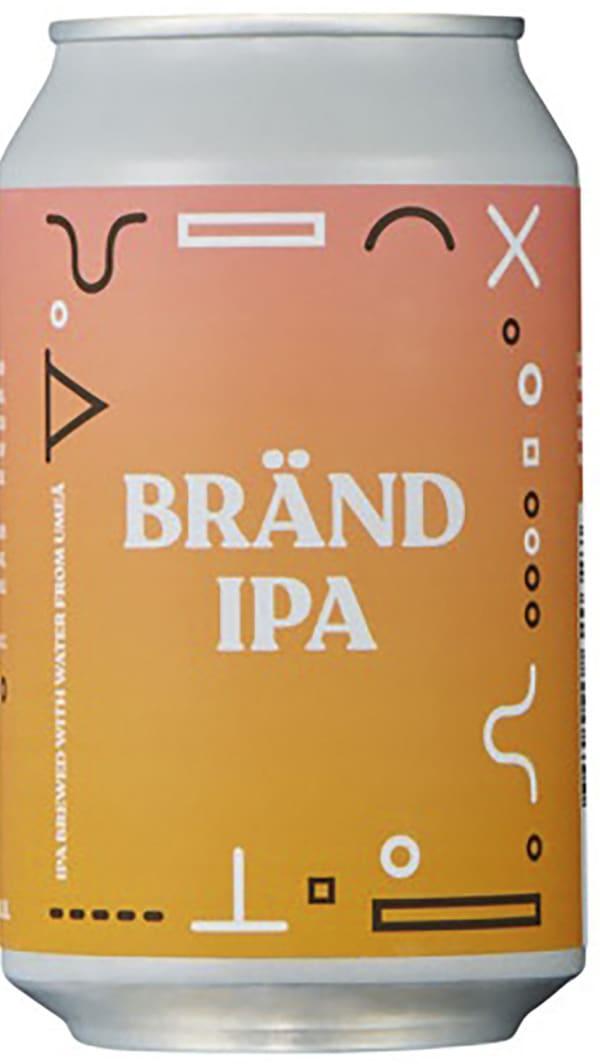 U&me Bränd IPA can