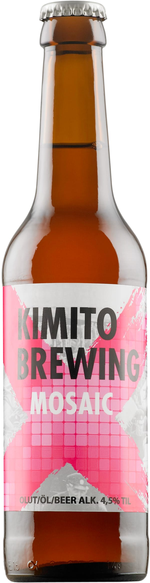 Kimito Brewing Mosaic Vienna