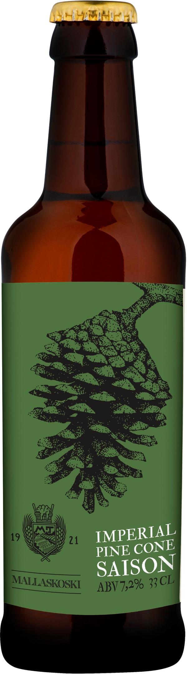 Mallaskosken Imperial Pine Cone Saison