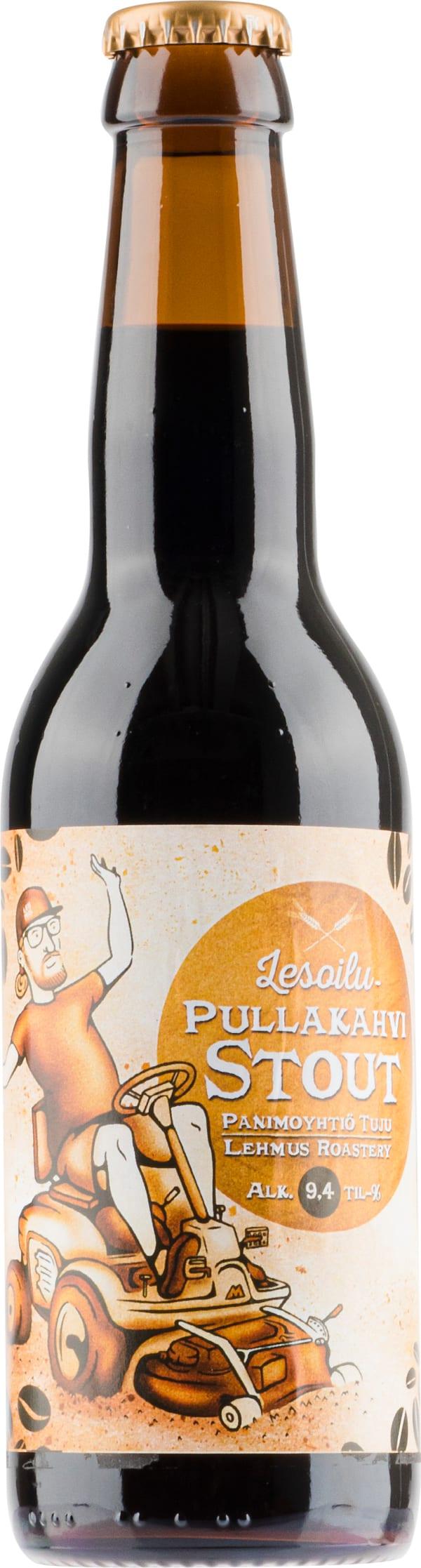 Tuju Lesoilu Pullakahvi Stout