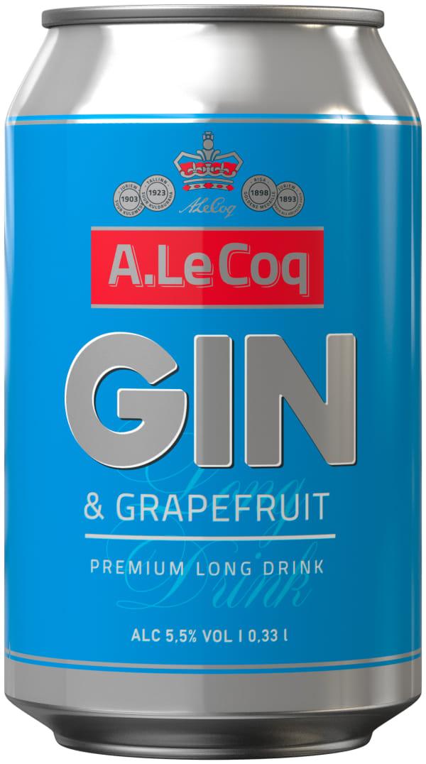 A. Le Coq Gin Long Drink tölkki