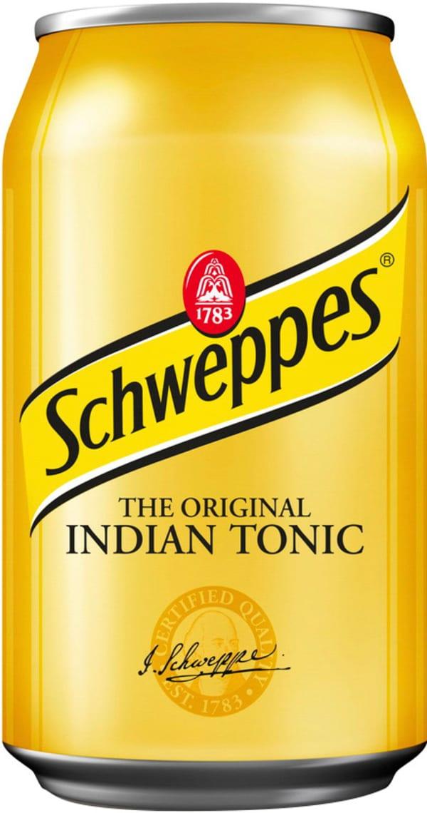 Schweppes Indian Tonic Water tölkki