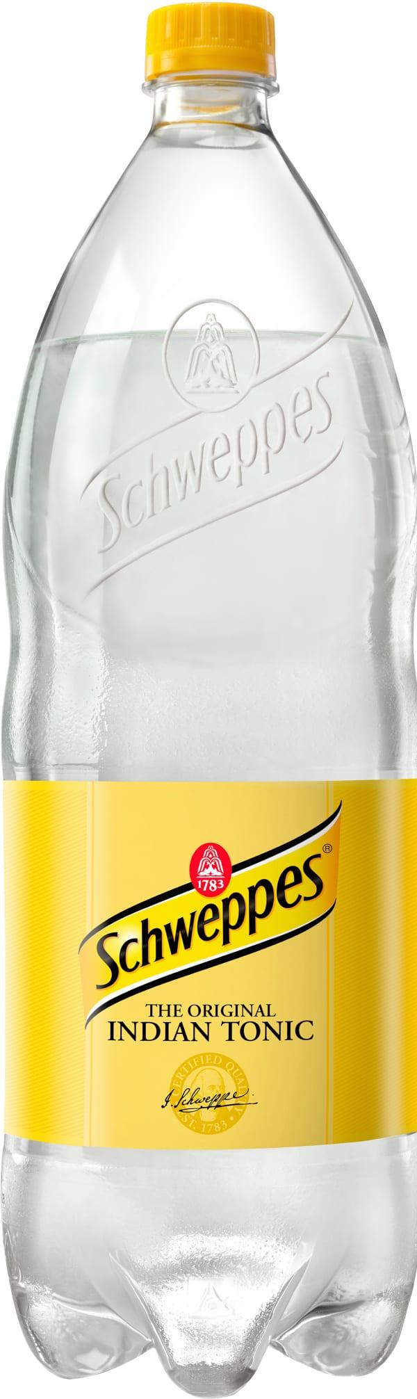Schweppes Indian Tonic Water plastflaska