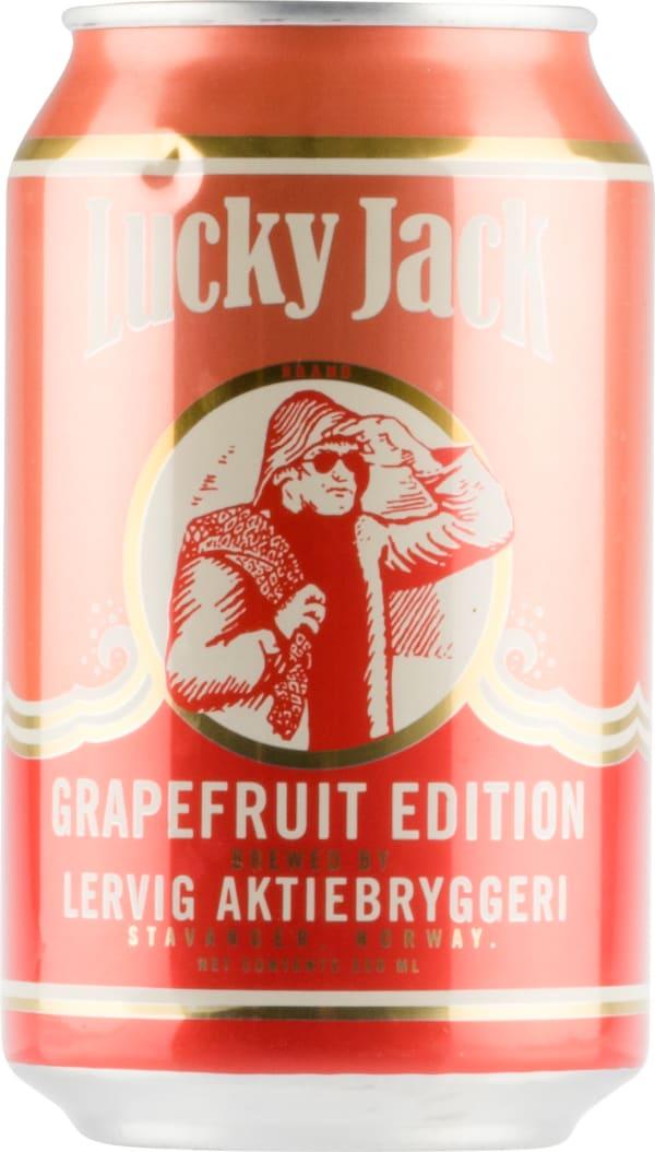 Lervig Lucky Jack Grapefruit burk