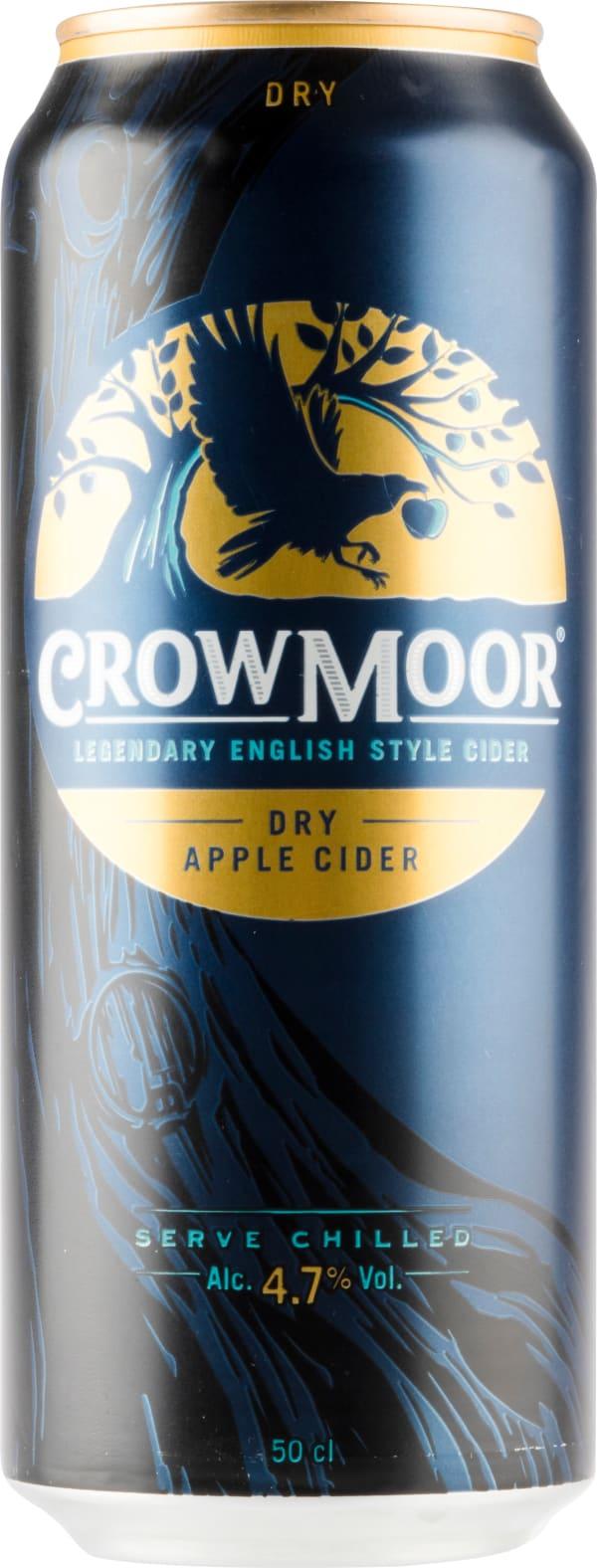 Crowmoor Dry can