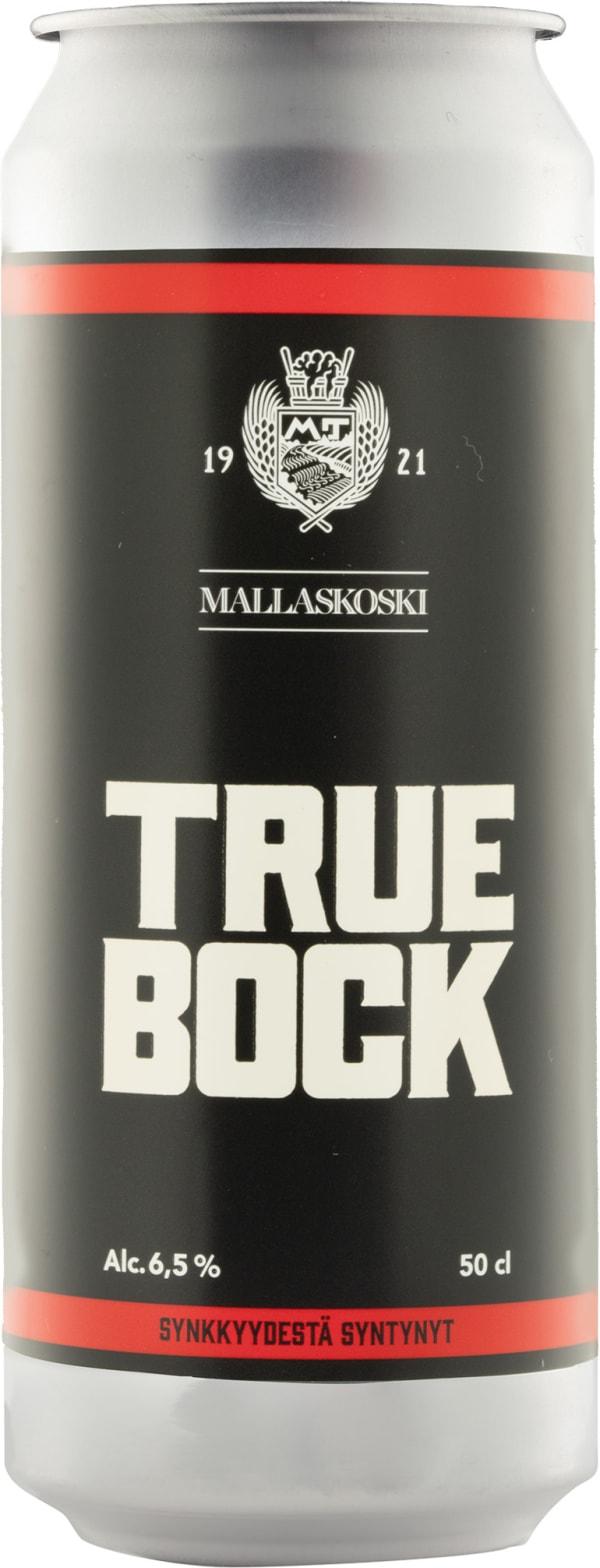 Mallaskoski True Bock can