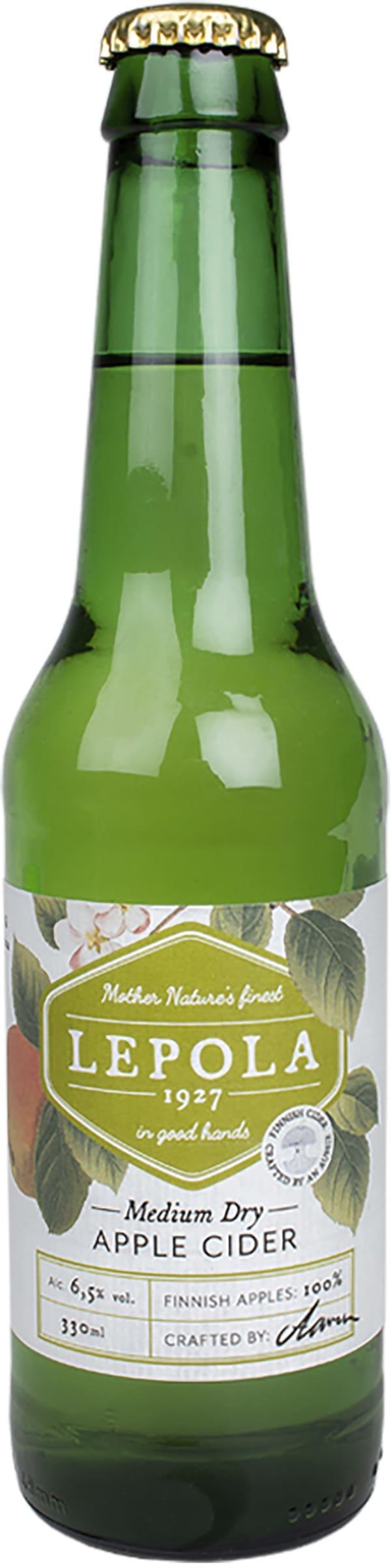 Lepola Medium Dry Apple Cider