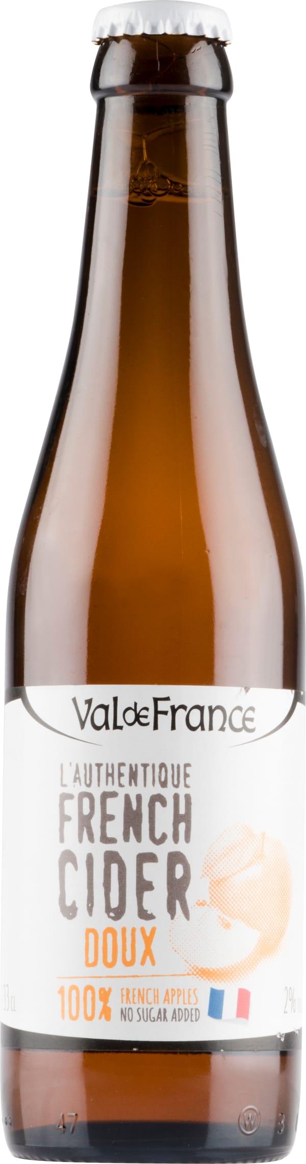 Val de France L'Authentique French Cider Doux